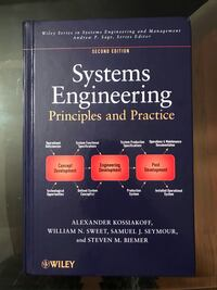 Systems engineering - brand new book