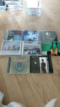 Jimmy Eat World cd collection Woodstock