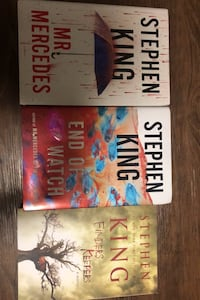 Books Series of 3. Stephen king