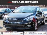 2014 kia forte with 86,505km and 100% approved financing Peterborough