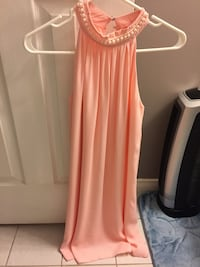 woman's pink elegand dress  Barrie, L4N 8R9