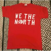 We the north tshirt  Toronto, M6G 1C1