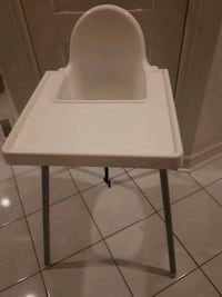 ikea plastic high chair  Vaughan, L6A 1Y4