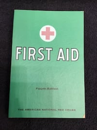 Vintage first aid book Houston, 77098