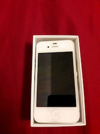white iPhone 4s with box Los Angeles, 90003