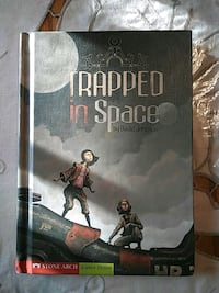Trapped in Space by David Johnson book Plainfield, 07062