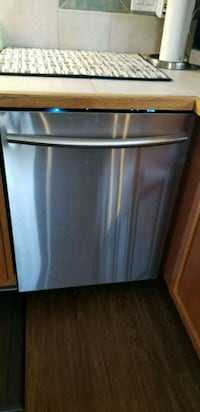 Samsung stainless steel ultra quiet dishwasher  Colorado Springs, 80918
