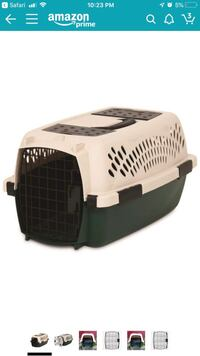 "26"" Ruff Maxx portable pet kennel Granger, 50109"