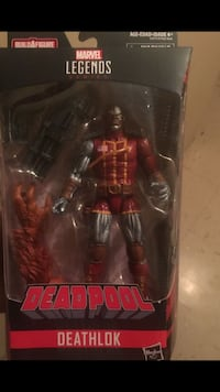 Marvel Legend Deathlok New York, 10451