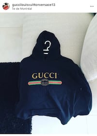 Gucci hoodie size M