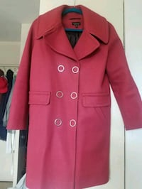 Size 6. Pea coat from topshop