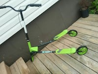 green and black swing scooter Cole Harbour, B2W
