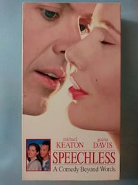 Speechless vhs