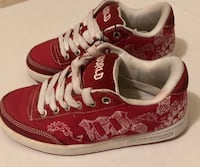 Red bandanna world Industries Sneakers  Raleigh, 27609
