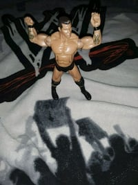 WWE Deluxe Edition Randy Orton Figure(AUTOGRAPHED) Rockville