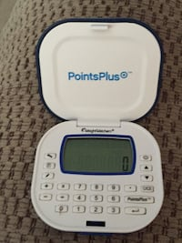 weight Watchers Points Plus calculator set of 2
