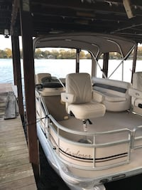 Used Pontoon Boat For Sale In Winter Park Letgo