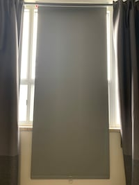 Blackout roller blind Toronto, M2R