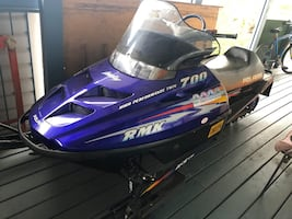 1999 RMK 700. Like new condition