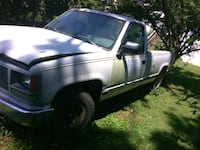 sierra GMC pickup truck for parts. 600 obo. Knoxville, 37924