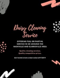 House cleaning Clarksville