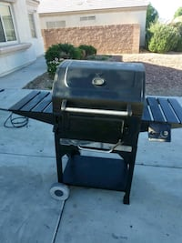 Propane grill works great just need propane tank
