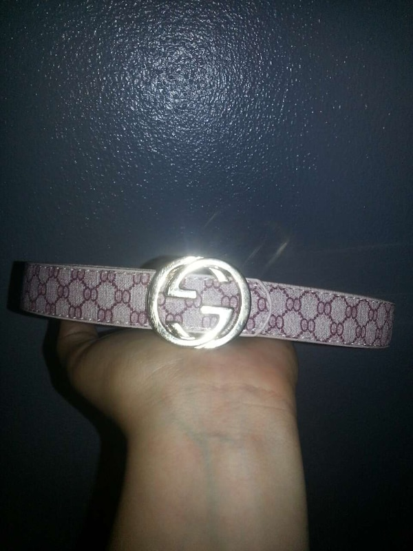 2e41cabc9 Used FAKE kids gucci belt for ages 1-5 for sale in Waukegan - letgo