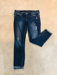 Size 6 Express Jeans Vancouver