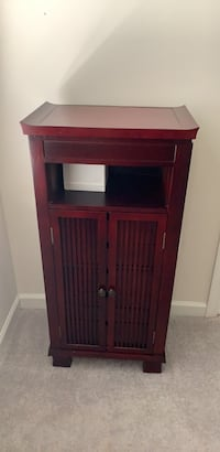 Jewelry Cabinet - Solid Wood Jessup, 20794