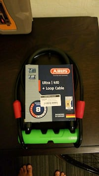 Abus Ultra Bike Lock + Loop Cable Chico, 95926