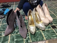 Heeled shoes. Two of them never worn Wahiawa, 96786