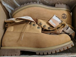 New in Box Tims Never Worn