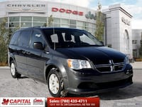 2012 Dodge Grand Caravan SXT | 2nd Row STOW 'N GO Bucket Seats | Edmonton