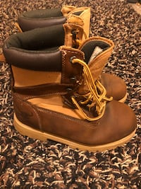 Women's Insulated Work Boots Nappanee