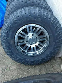 6 lugs rims tires off road tires lug pattern 23/4