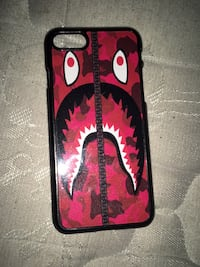 Red and black leather case Oxon Hill, 20745