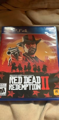 Red dead redemption Cambridge, N1R 6W4