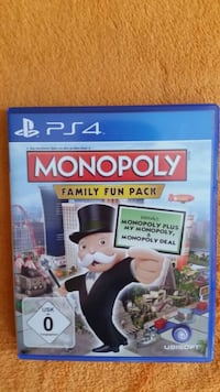 Monopoly Family Fun Pack ps4  Berlin, 13347