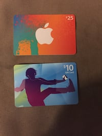 Apple Gift Cards Washington, 20012