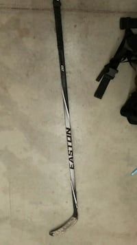 black and gray Easton ice hockey stick Calgary, T2G