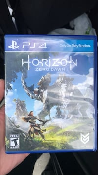 Horizon Zero dawn for PS4 Sterling, 20165