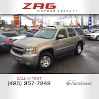 2007 Chevrolet Tahoe Everett, 98204