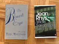 Wide Sargasso Sea by Jean Rhys & The Bluest Eye by Toni Morrison Toronto, M4T 1K2