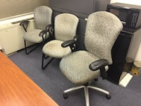 Matching Office Chairs