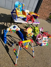 LOTS OF BABY & TODDLER TOYS & OTHER ITEMS!-PLEASE READ THE DESCRIPTION Edmonton, T6R