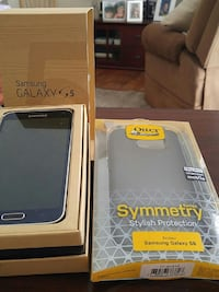 Galaxy S5 20.00 and S6 Otter Box new 25.00