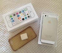 iPhone 5S, Silver, 16GB Ottawa, K1K 0R6