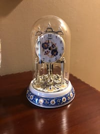 Timex Anniversary Clock with Glass Dome Westminster Chimes Centereach, 11720