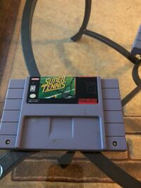 SUPER TENNIS SNES SUPER NINTENDO GAME.  (Scarborough or Downtown)