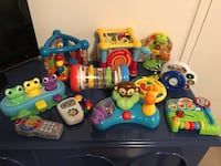 Baby toy lot -over $150 value for $40 obo Toronto, M1L 0C9